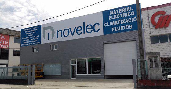 Apertura Novelec Atlántico A Coruña