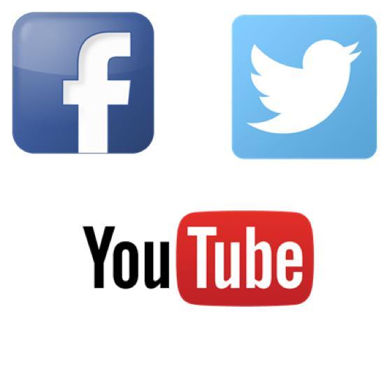 Redes sociales Novelec, estamos en contacto