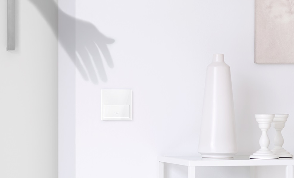 Tradición e innovación en el nuevo interruptor de Simon