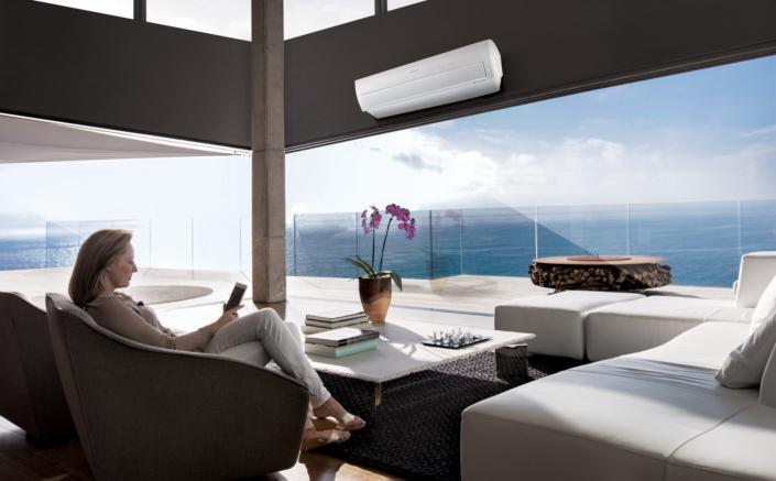 Wind-free, el nuevo aire acondicionado de Samsung