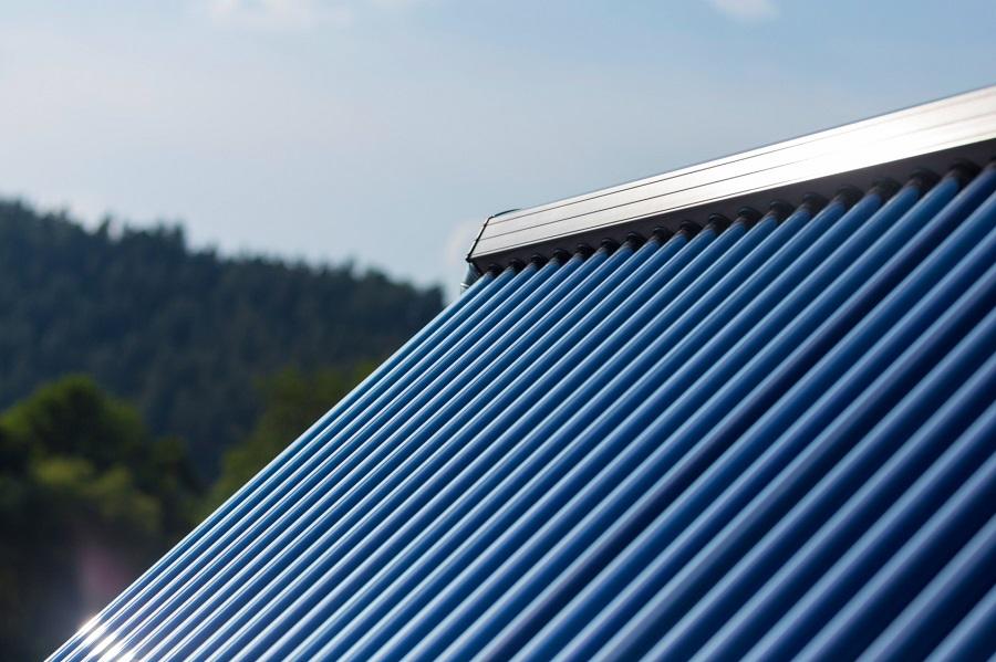 El mercado de energía solar térmica retrocedió en 2016