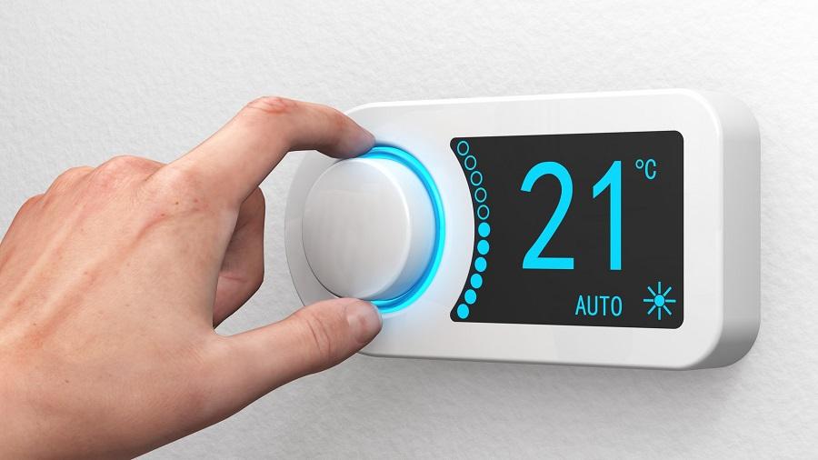 Los termostatos inteligentes favorecen la gestión de la instalación y la eficiencia energética