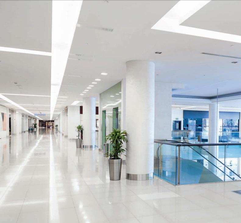 URA SPOT y la tecnología LED: blanco sobre blanco