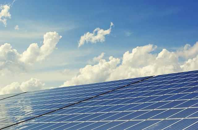 marquesinas solares para coche electrico