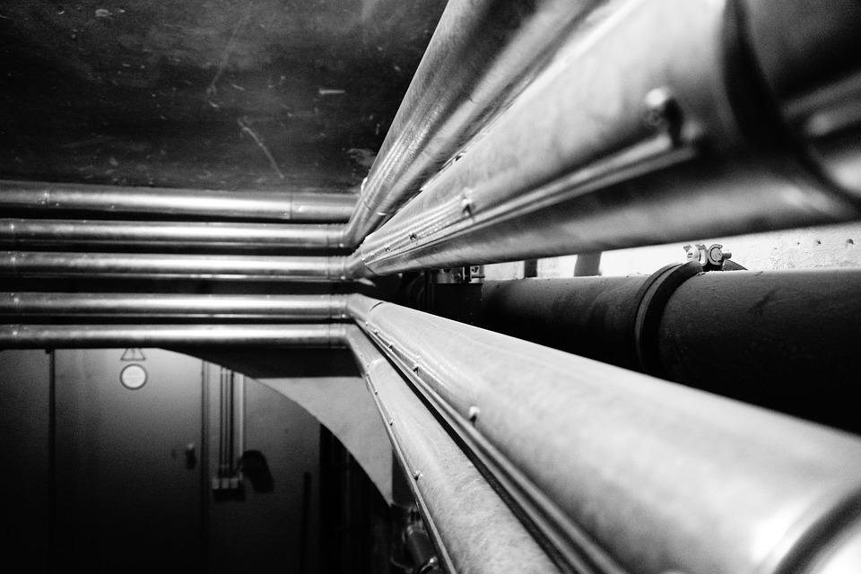 aislamiento térmico de tuberías