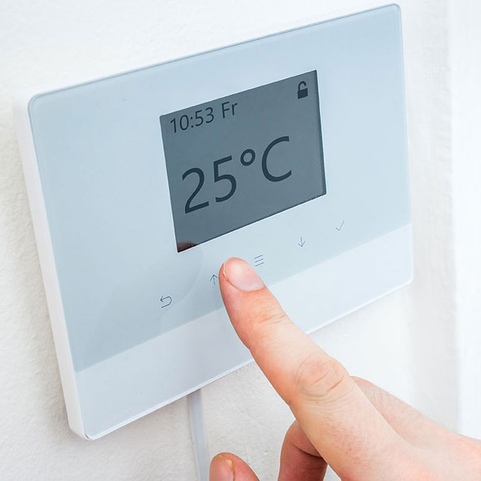 Climatización y tipos de termostatos, como acertar en la elección