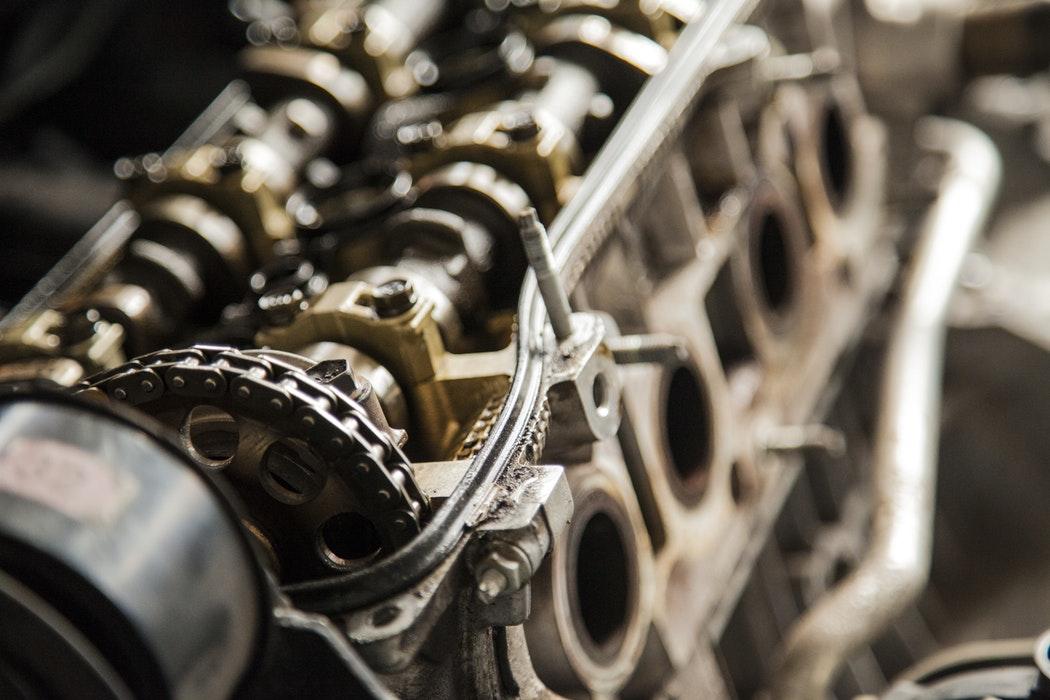 dióxido de vanadio motor