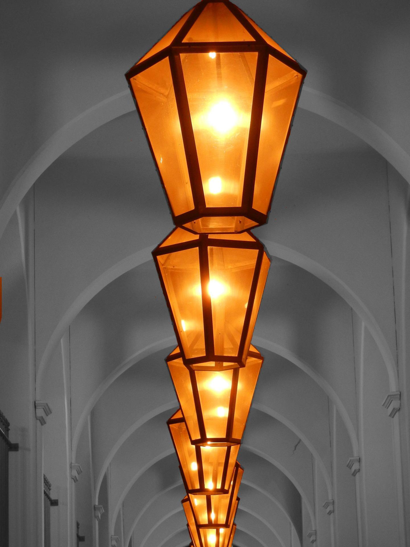 iluminación y arquitectura