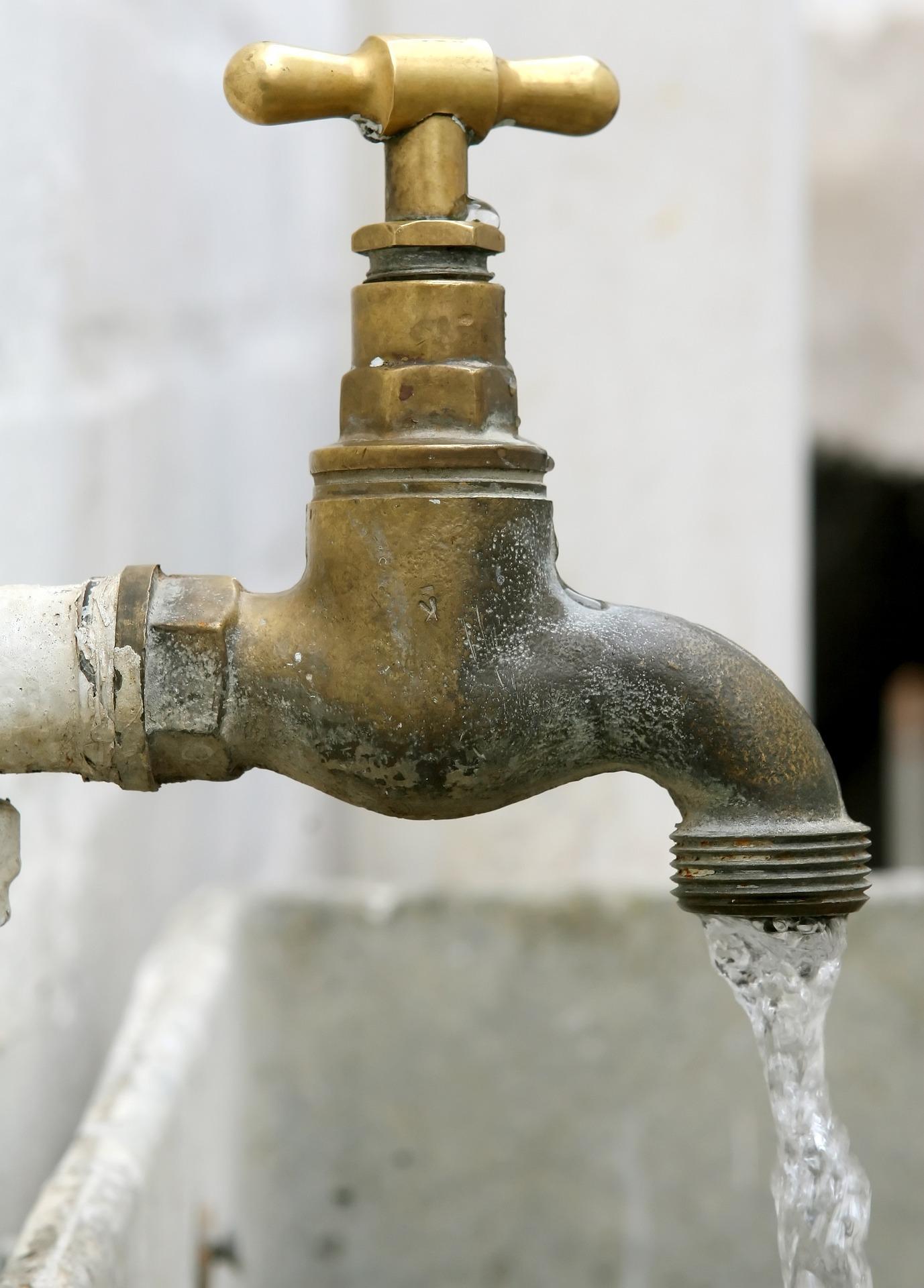 la historia de la fontanería