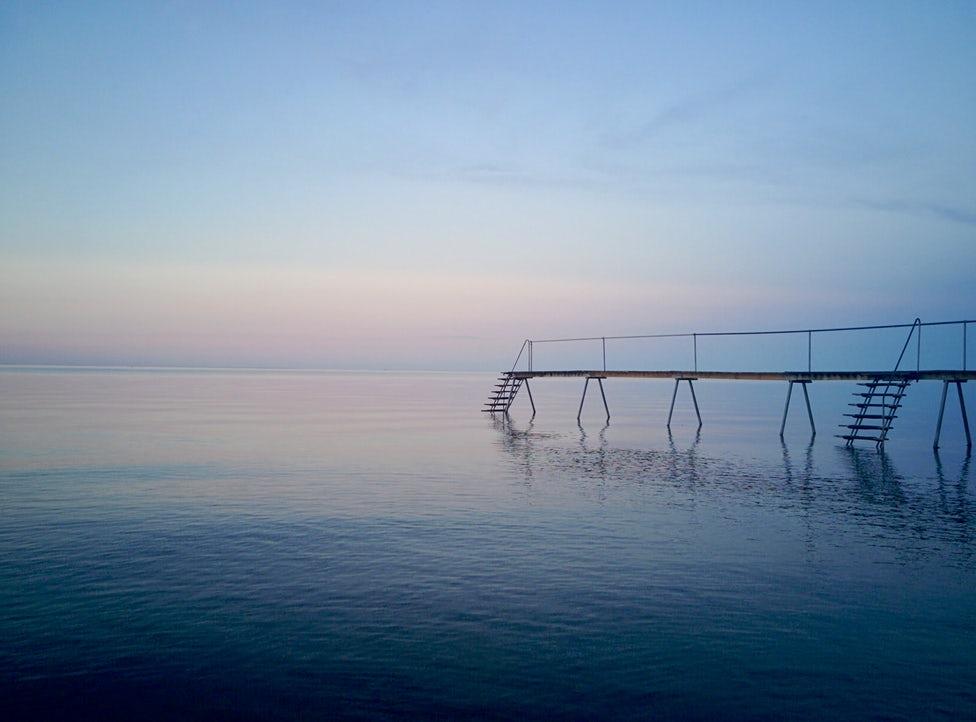 energía azul agua salada electricidad