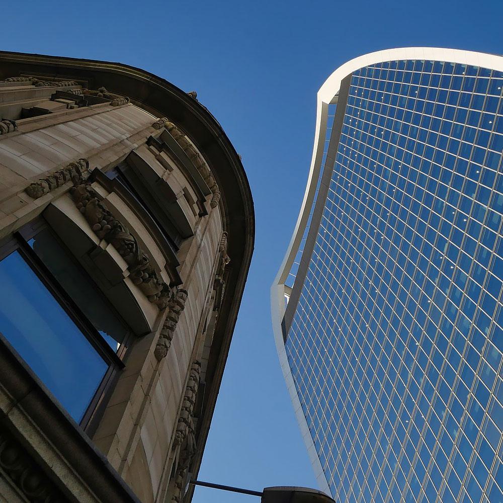 Los edificios del mañana se basarán en la eficiencia energética