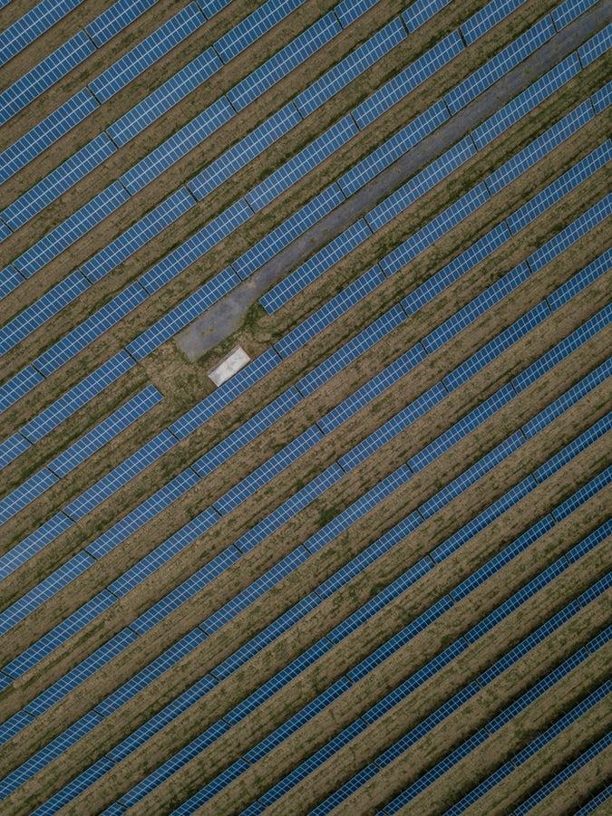 energías renovables subasta panel solar