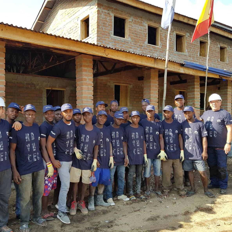 """Novelec Eresma colabora con la ONG """"Amigos de Sierra Leona"""""""