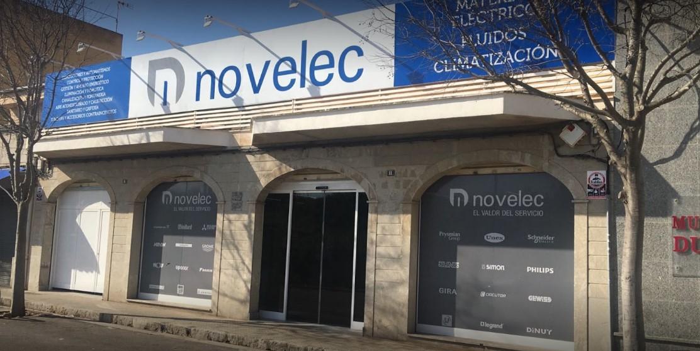 Novelec Manacor autoservicio