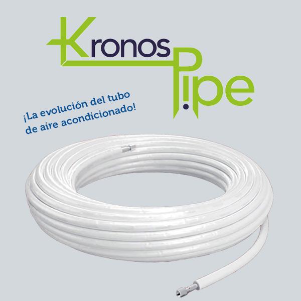 Kronos Pipe, la evolución del tubo de aire acondicionado
