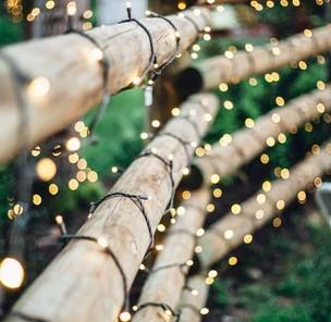 Ideas para iluminar una terraza