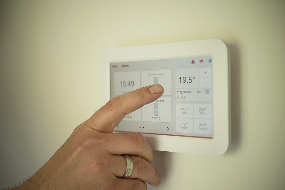 ventilación inteligente