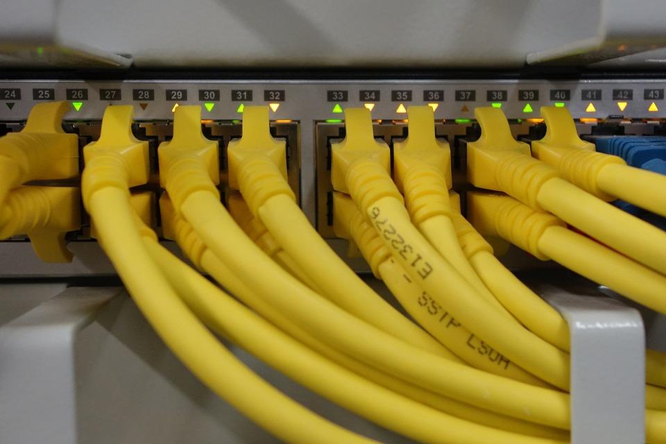 cableado comunicaciones