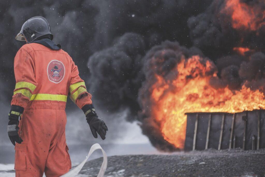 sistemas de protección contra incendios importante