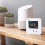 wiser de schneider electric termostato temperatura domotica
