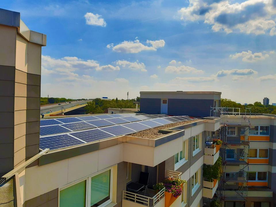 ley propiedad horizontal placas solares comunitarias