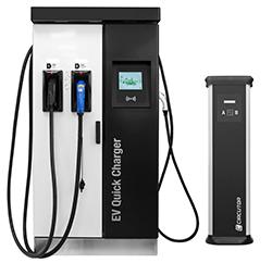 puntos de recarga eléctrica en gasolineras